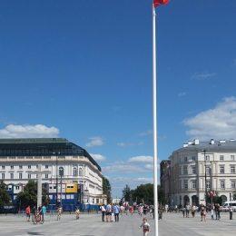 Plac j.Piłsudskiego