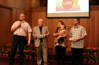 Praying for babies (and their families) born into G&T families in the last year.