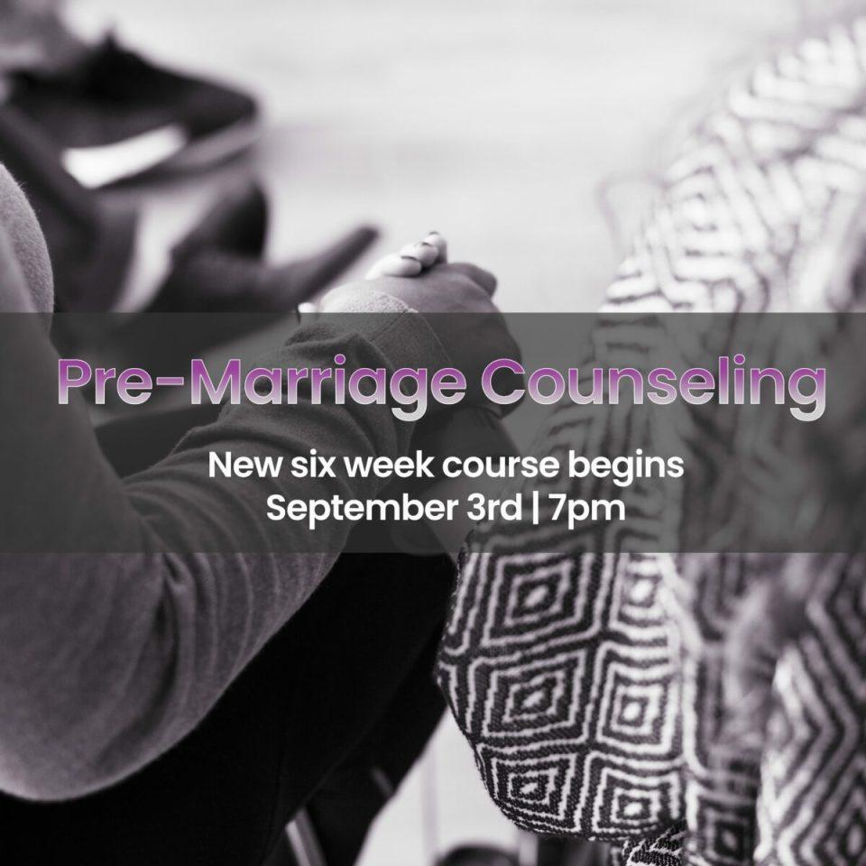 Pre-Marriage