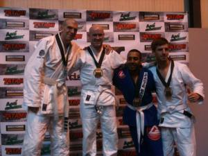 Lee Rooney - BJJ British Champion 2013