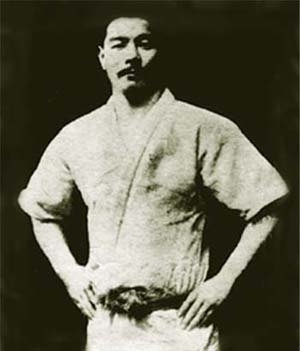 Mitsuyo Maeda cuba BJJ brazilian jiu jitsu belfast around the turn of the century.