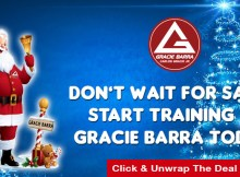 Christmas deals at Gracie Barra Belfast 2016