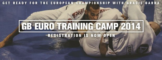 gracie barra european training camp