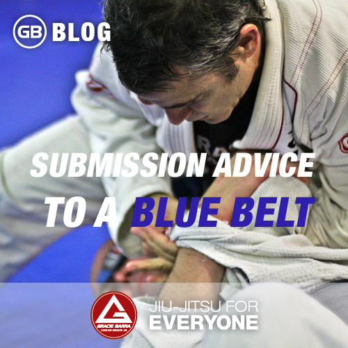 Submission Advice to a Blue Belt