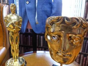 Glenn Freemantle - Oscar winner for Gravity. Sound Editor (1)