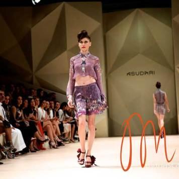 Dubai Asudari 2015 Sporty Couture, Maria Scard Gracie Opulanza fashion (9)
