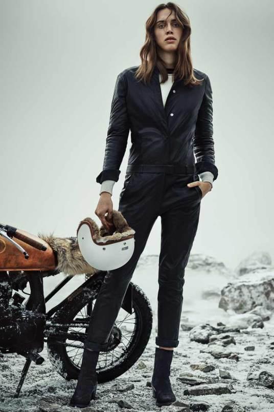 Belstaff Womenswear Autumn Winter 2016 Rory Payne Look (2)