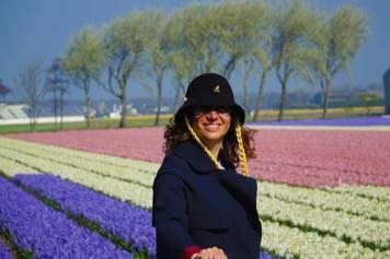 Tulips in Holland 2017 Gracie Opulanza Europe 1 Kangol Samsonite (1)