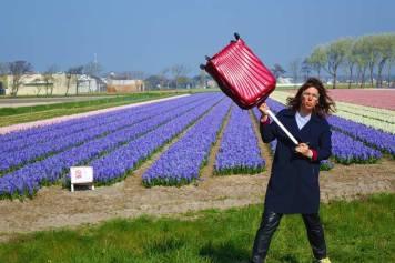 Tulips in Holland 2017 Gracie Opulanza Europe 1 Kangol Samsonite (4)