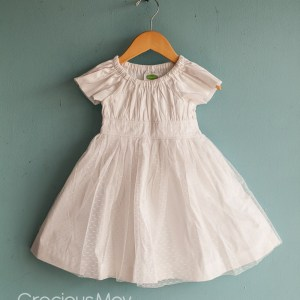 Silk Gown for Girls