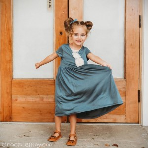 Gracious May Made in USA Girls Clothing