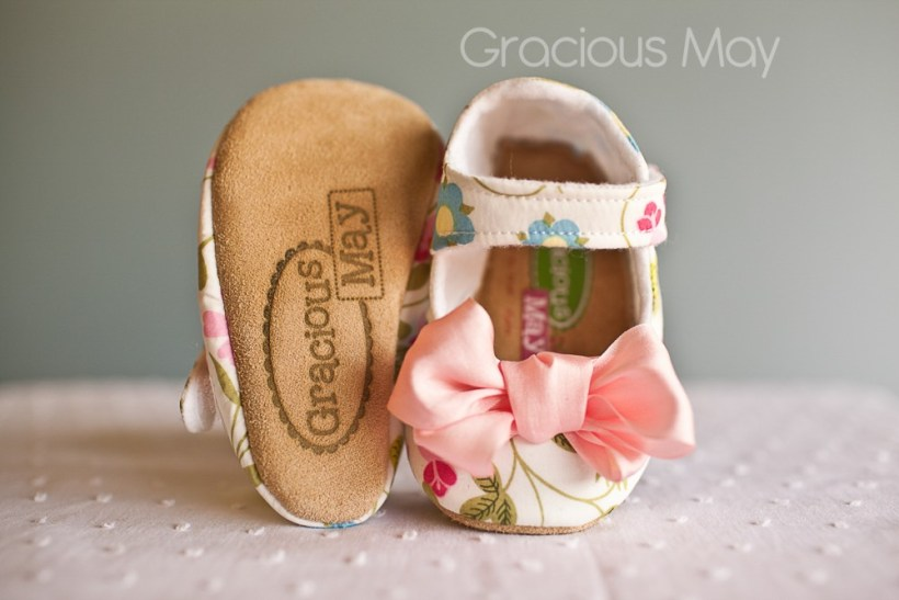 Baby Shoes Made in the USA