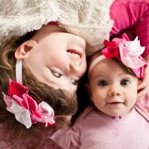 American Made in USA Baby and Girls Headbands