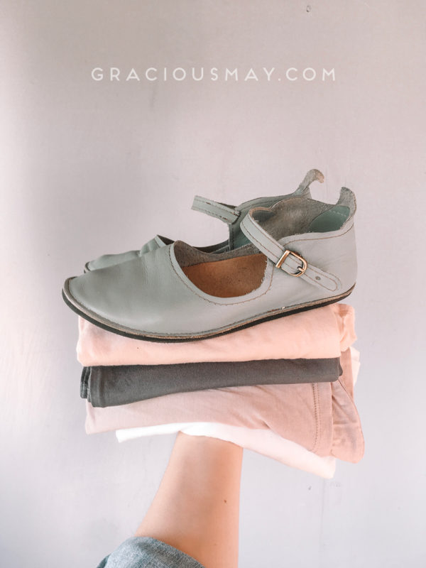 American Made in USA Ladies Shoes and Clothes