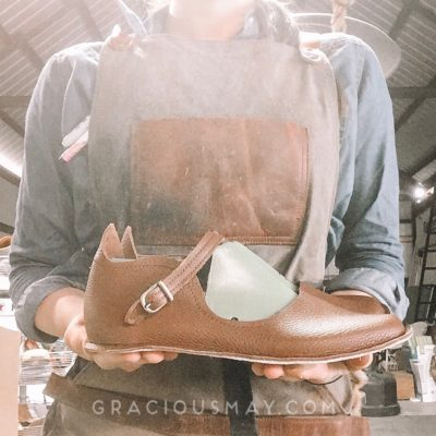 American Made (USA) Shoes by Gracious May