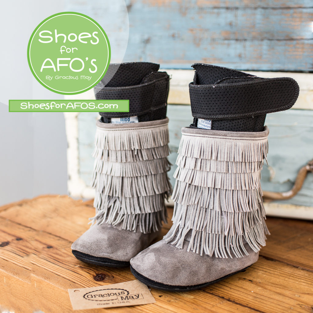 We Make Shoes and Boots for AFO Braces