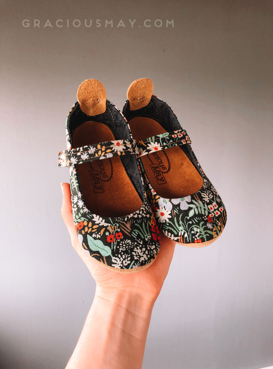 Made in the USA Children's shoes