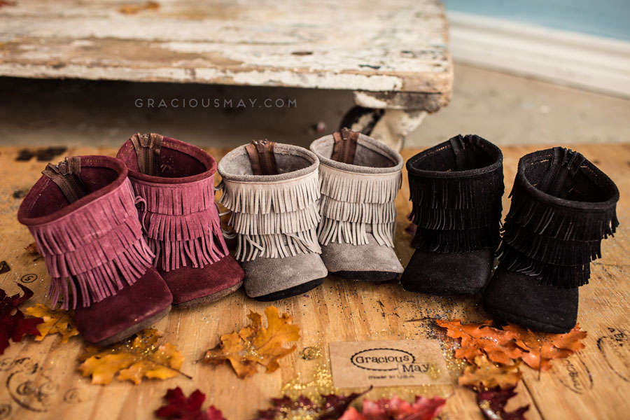 Made in USA Children's Shoes and Boots