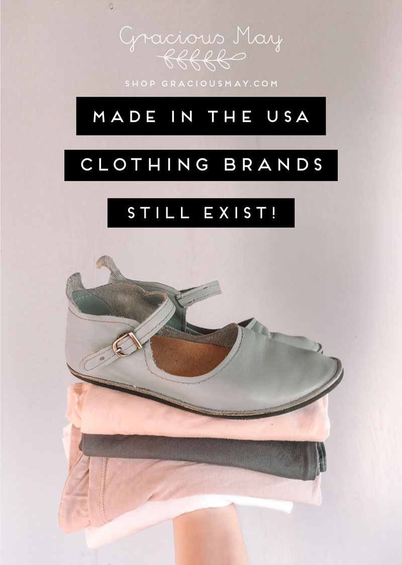 American Made Women Shoes