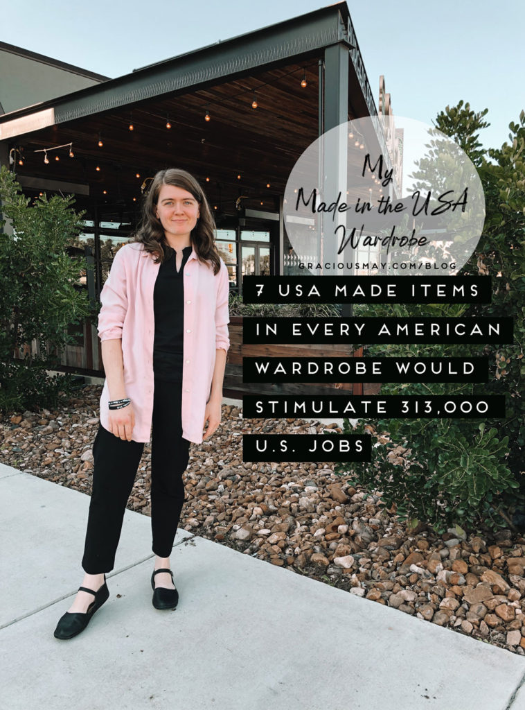 Gracious-May-Made-in-USA-Movement-7-Made-in-the-USA-Products-in-their-wardrobe-for-313000-US-Jobs