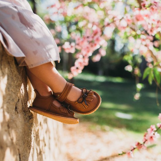 Made in the USA Leather Shoes for Girls By Gracious May
