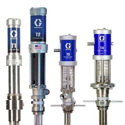 2 1 Ratio T2 Transfer Pump