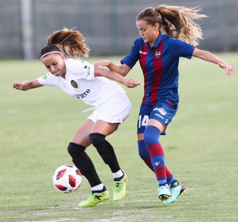 El Levante Femenino se lleva el 1r Trofeo Delikia – Grada3.COM
