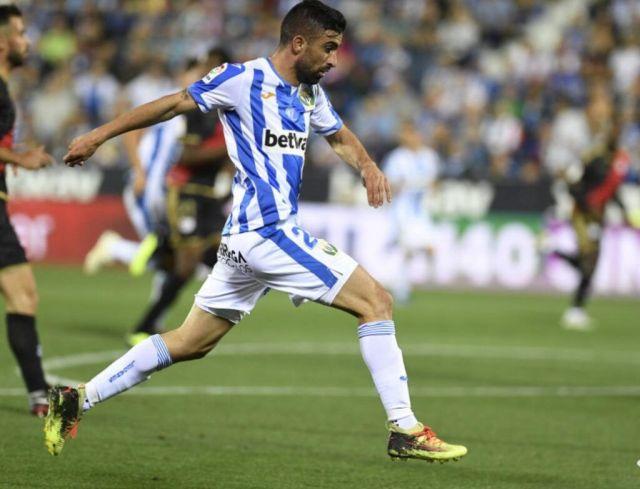 Michael Santos regresa al Leganés – Grada3.COM