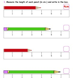 1st Grade Measurement Worksheets grade1to6.com [ 1170 x 827 Pixel ]