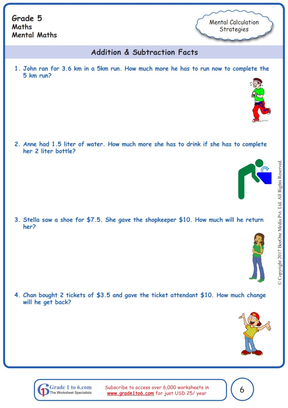 medium resolution of Marketing Math Worksheets   Printable Worksheets and Activities for  Teachers
