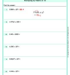Decimals Multiplication Worksheets Grade 6  www.grade1to6.com [ 1683 x 1191 Pixel ]