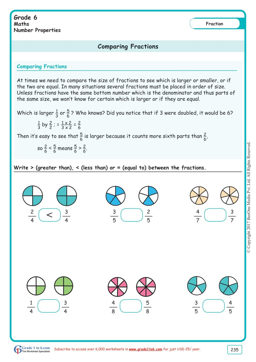 medium resolution of Multiplying Mixed Fractions Worksheets 6th Grade   Printable Worksheets and  Activities for Teachers
