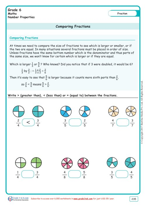 small resolution of Multiplying Mixed Fractions Worksheets 6th Grade   Printable Worksheets and  Activities for Teachers