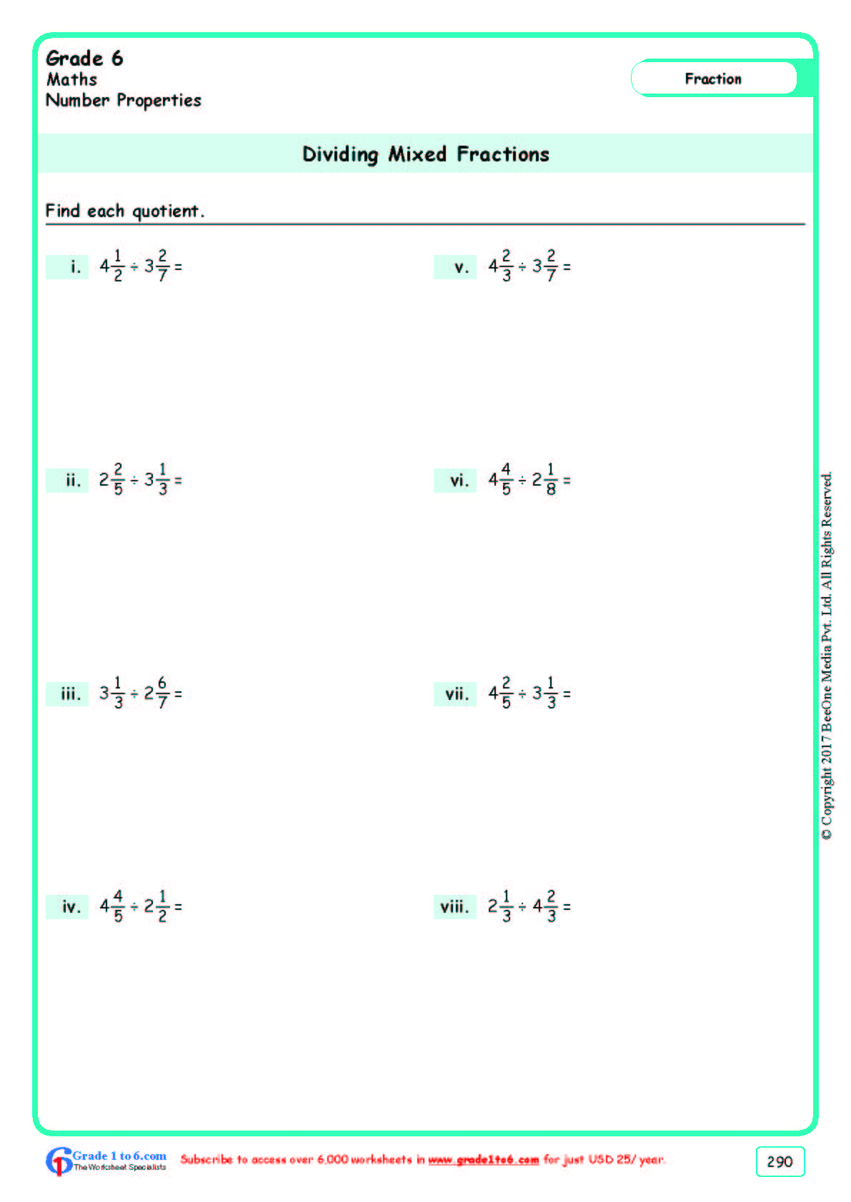 hight resolution of Dividing Decimals 6th Grade Math Worksheets   Printable Worksheets and  Activities for Teachers