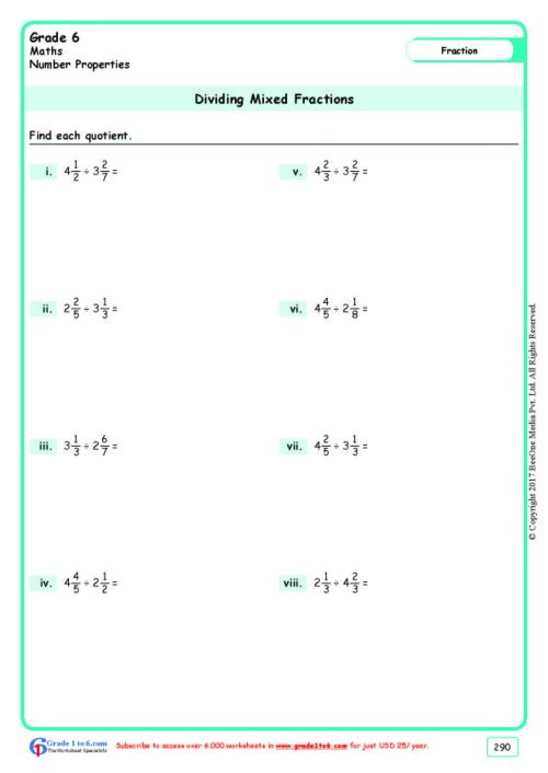 small resolution of Dividing Decimals 6th Grade Math Worksheets   Printable Worksheets and  Activities for Teachers