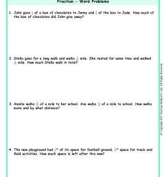 Grade 6 Word Problems Worksheets www.grade1to6.com [ 1683 x 1191 Pixel ]