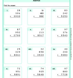Marketing Math Worksheets   Printable Worksheets and Activities for  Teachers [ 1683 x 1191 Pixel ]