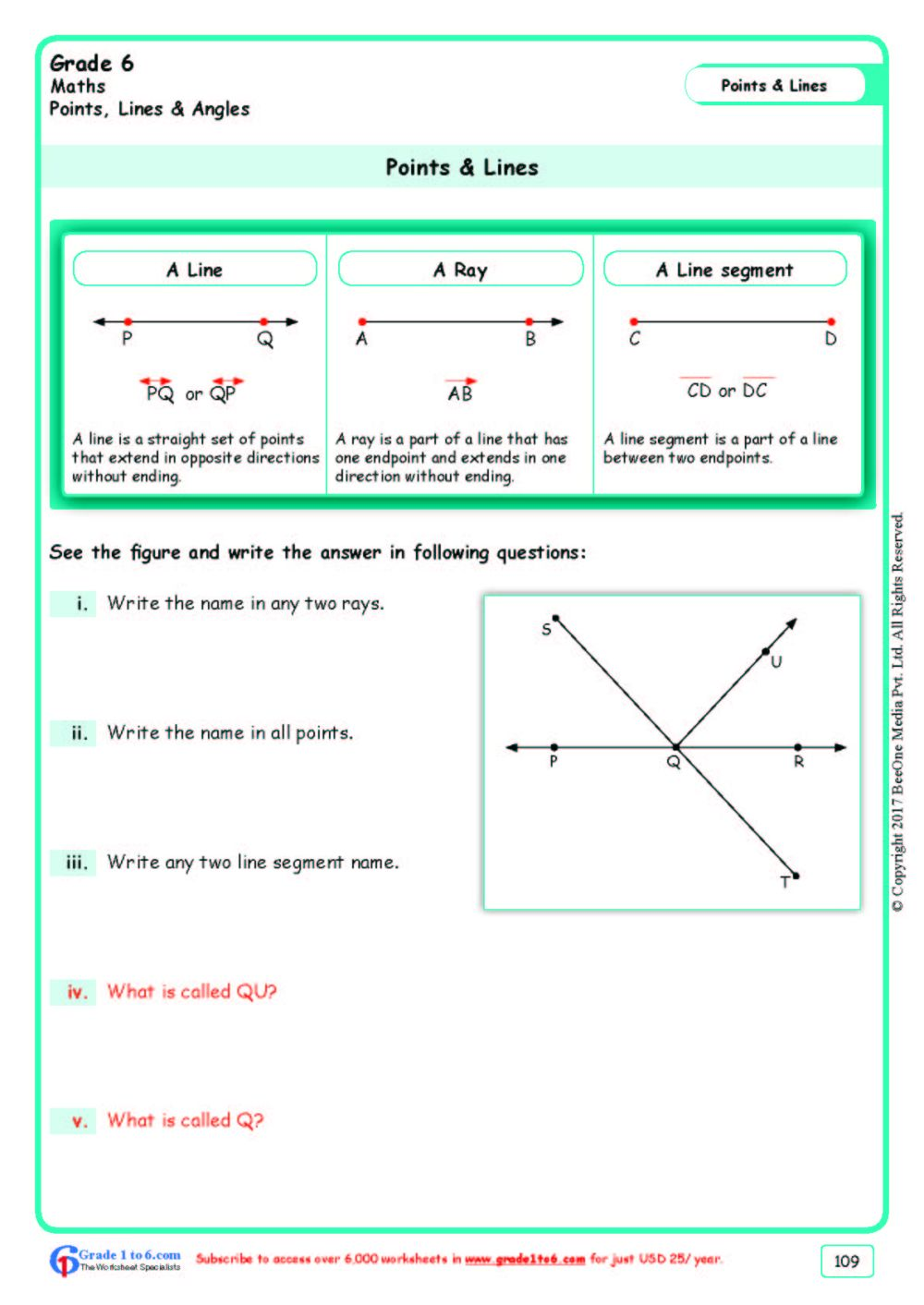 medium resolution of Schwa Worksheet Grade Six   Printable Worksheets and Activities for  Teachers