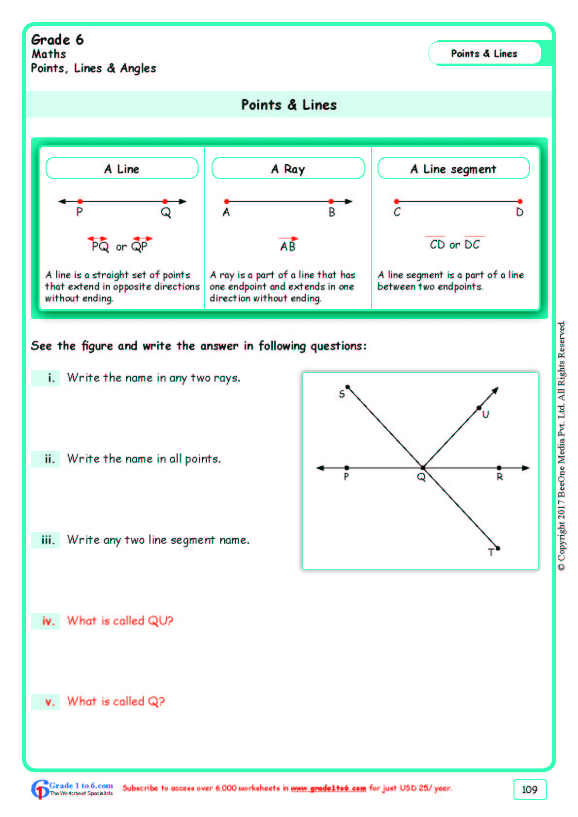 hight resolution of Schwa Worksheet Grade Six   Printable Worksheets and Activities for  Teachers