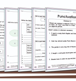 2nd Grade free English Worksheets   www.grade1to6.com [ 885 x 1200 Pixel ]
