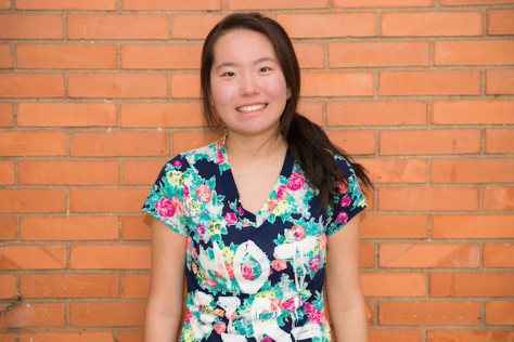 Photo of Sylvia Yang