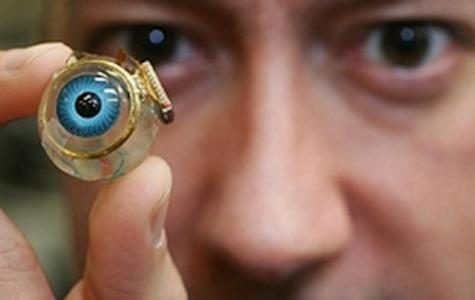 Seeing through bionic eyes