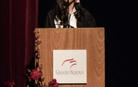 Salutatorian speech, Graduation 2015