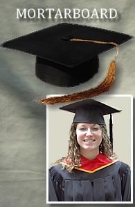 mortarboard caps doctoral velvet