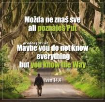 Poznaješ li put?
