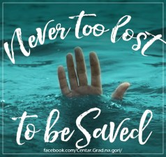 Be Saved