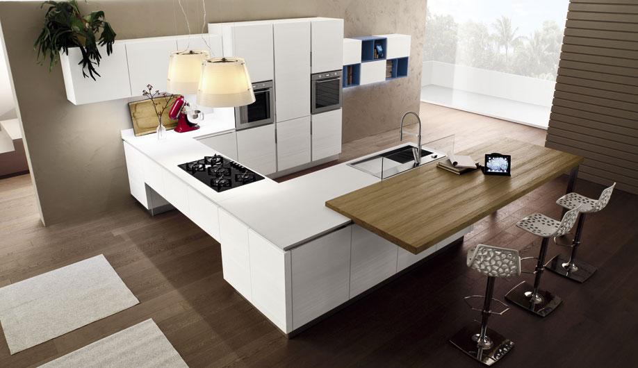 Italijanski dizajn kuhinjskih ankova