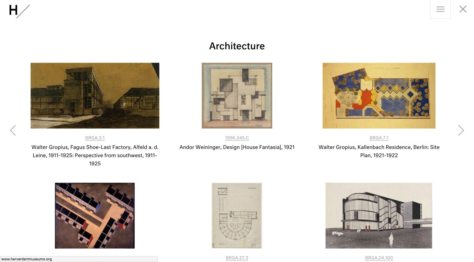 Bauhaus Na Harvardu