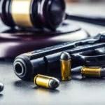 Gun Bullets Gavel