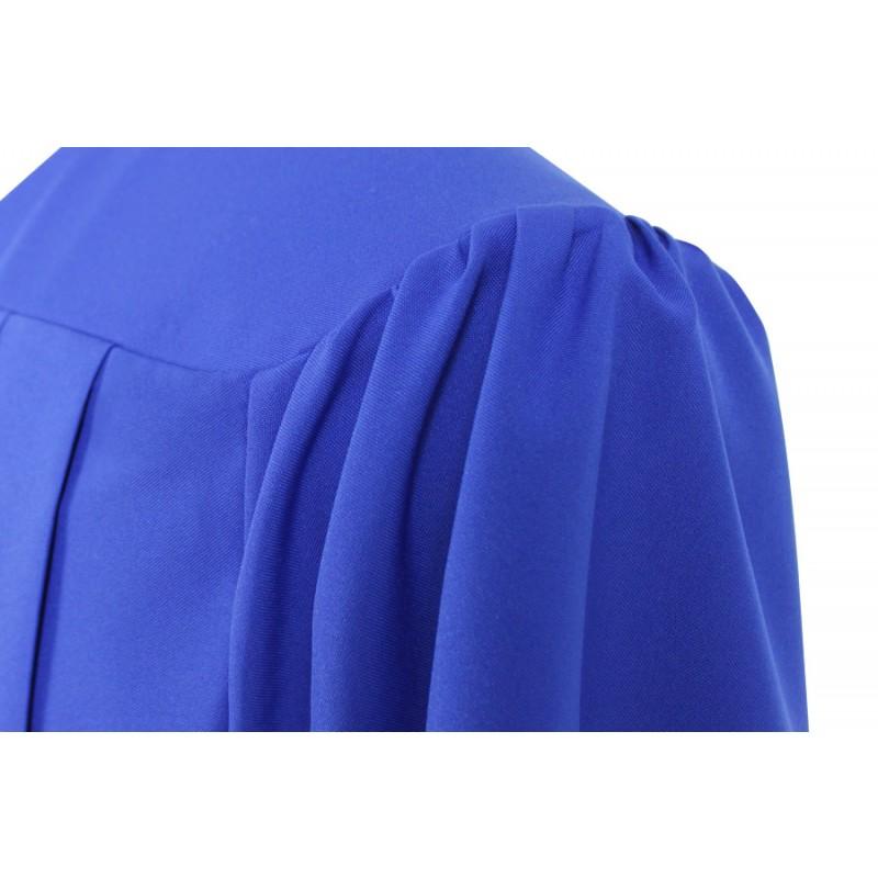 matte royal blue middle